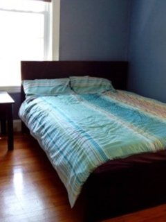 1 bedroom with bathroom and kitchen - Quincy vacation rentals