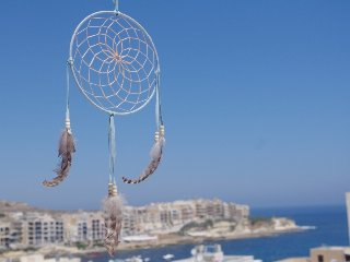 DREAMCATCHER Luxury Penthouse with Terrace & Spa - Marsalforn vacation rentals