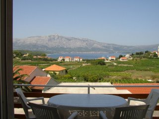 Baglija 4th Apartment With Amazing View (2+2) - Lumbarda vacation rentals