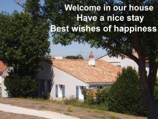 Maison 6 personnes avec jardin et garage -  WIFI - Saint Martin de Re vacation rentals