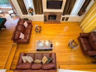 Furnished 5-Bedroom Home at W 1st St & S Kilkea Dr Los Angeles - Los Angeles vacation rentals
