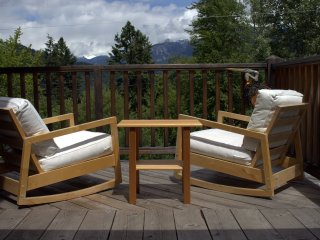 Cozy House with Television and Balcony - Kaslo vacation rentals