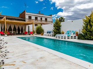 Unique and special townhouse with pool located in Sant Joan, a rural village in the heart of Mallorca - HM010CNO - Sant Joan vacation rentals