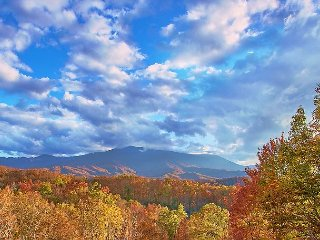 4 BR Theater Cabin with Mountain Views and Fantastic Location - Sleeps 14 - Gatlinburg vacation rentals
