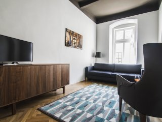 K57 - Chic apartment on main pedestrian street - Pecs vacation rentals