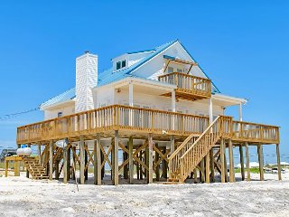 10% Discount Available!! | Newly Refurbished | Huge Deck & Great Views! - Dauphin Island vacation rentals