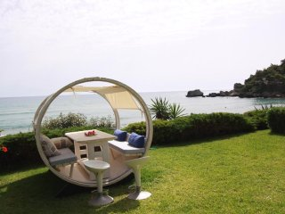 Glyfada Beachfront Villa AA3G - Corfu vacation rentals