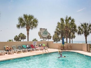 Clean, Cozy, Affordable 1 Bedroom Condo Rental at Ocean Forest Plaza in Myrtle Beach - Myrtle Beach vacation rentals