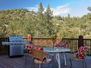 "Deluxe Forest Getaway, ""Robin's Nest"" Views - Idyllwild vacation rentals"