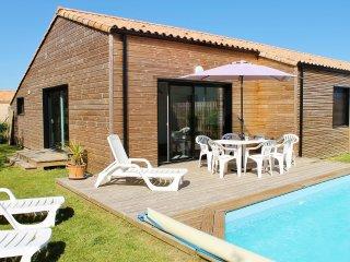 Proche golf villa piscine privée chauffée - Talmont Saint Hilaire vacation rentals