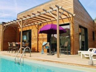 Villa 7 pers piscine privée chauffée bord de mer - Saint-Vincent-sur-Jard vacation rentals