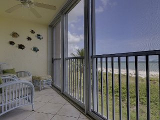 Surfside #122 - View Sunrises from bed! Closest Gulf Front w/Panoramic Views! - Sanibel Island vacation rentals