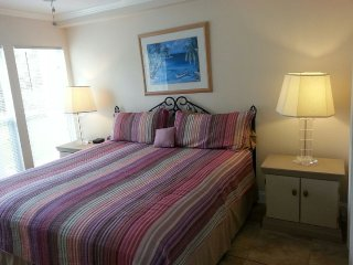 2BR/1BA Condo Lake view 5 min from Siesta Key Wifi - Sarasota vacation rentals