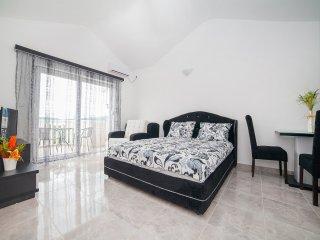 Apartments Vukovic-Studio with Sea View - Bijela vacation rentals