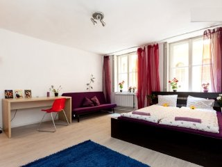 Big Central Awesome 5 room flat - Budapest vacation rentals