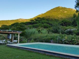 Casale con piscina, biciclette, animali ammessi - Campo nell'Elba vacation rentals