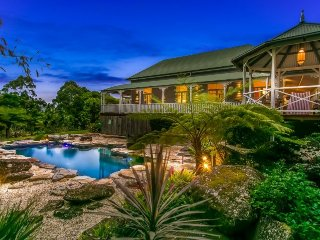 Gorgeous 5 bedroom House in Coorabell - Coorabell vacation rentals