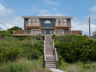 Bright 3 bedroom Emerald Isle House with Internet Access - Emerald Isle vacation rentals