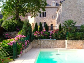 Bénodet, appart. 6 pers. piscine chauffée, spa - Benodet vacation rentals