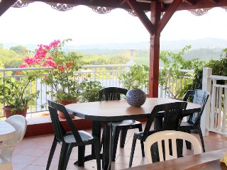 Appartement Dans Villa, Grande Térrasse, Vue Magni - Sainte Marie vacation rentals