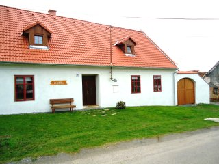 Holiday home 'U Jablka' in South of Czech - Vranov nad Dyjí vacation rentals