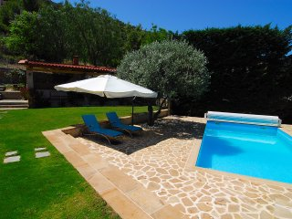 The Sea Breeze House - Private Pool and BBQ - Theologos vacation rentals