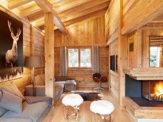 6 bedroom chalet - Argentiere, Chamonix, sleeps 13 - Chamonix vacation rentals