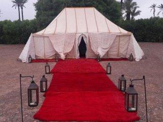 Nice 20 bedroom Tented camp in Marrakech - Marrakech vacation rentals