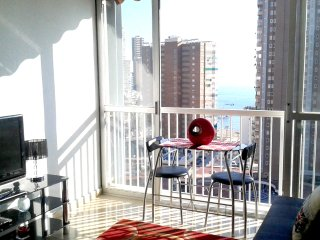 Sea Views Apartment Benidorm Centre Close Beach - Benidorm vacation rentals