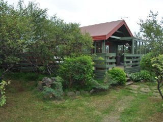 Nice 2 bedroom Vacation Rental in Hraunfossar - Hraunfossar vacation rentals