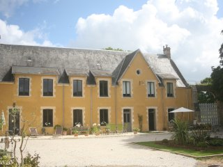 4 bedroom House with Internet Access in Grandcamp-Maisy - Grandcamp-Maisy vacation rentals