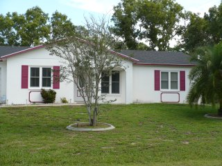 Perfect 3 bedroom House in Weeki Wachee - Weeki Wachee vacation rentals