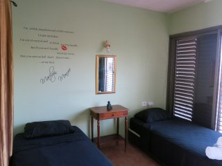 Twin room with shared bathroom - Eilat vacation rentals