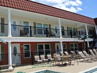 Luxury Condo Just Steps From The Boardwalk - North Wildwood vacation rentals