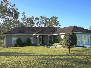 Beautiful 3/2 Home w/ Heated Pool - Ocala vacation rentals