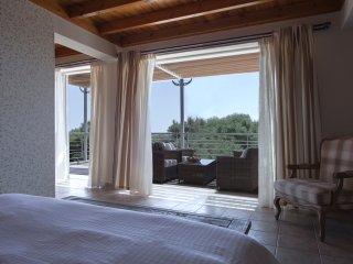 Spacious 3bd villa in Messinia. Sea view. - Messini vacation rentals