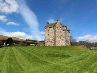 Wonderful 6 bedroom Castle in Kirkton of Glenisla - Kirkton of Glenisla vacation rentals