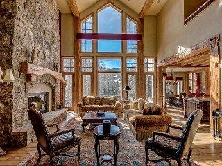 Elegant 7 Bedroom Beaver Creek Chateau In The Coveted Holden Neighborhood - Beaver Creek vacation rentals