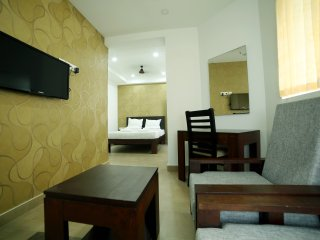 Nice Lodge with Internet Access and A/C - Kozhikode vacation rentals