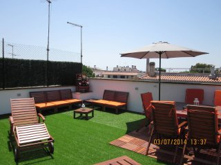 Nice House with Television and Balcony - Ardea vacation rentals