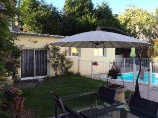 Studio 4* 2/4 pers avec piscine partagée - Rochecorbon vacation rentals