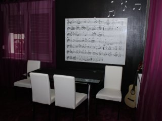 Musical apartment - Zagreb vacation rentals