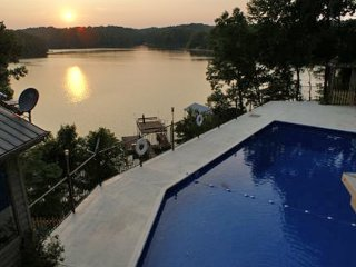 Sunset Summit - Amazing Lake Lanier Views and Pool - Lula vacation rentals
