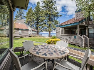 Steps to Beach, Lakeviews - Updated Lakeland Village 4BR/3BA + Loft - South Lake Tahoe vacation rentals