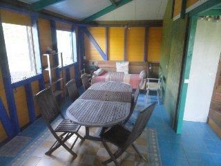 Ti-kaz, maison créole jacuzzi privé vue mer - Deshaies vacation rentals