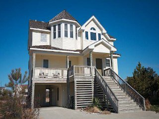 Spacious House with Satellite Or Cable TV and Television - Nags Head vacation rentals