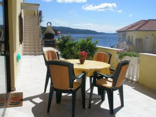 Beach Apartments Knezak, Island Iz, Zadar, Croatia - Mali Iz vacation rentals