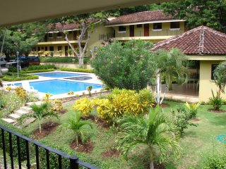 Beautiful Condo with A/C and Shared Outdoor Pool - Playas del Coco vacation rentals