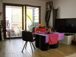 superbe appartement NEUF residence standing 4p+2sd - Ivry-sur-Seine vacation rentals