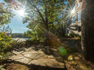 Beautiful Cottage with Water Views and Waterfront - Parry Sound vacation rentals